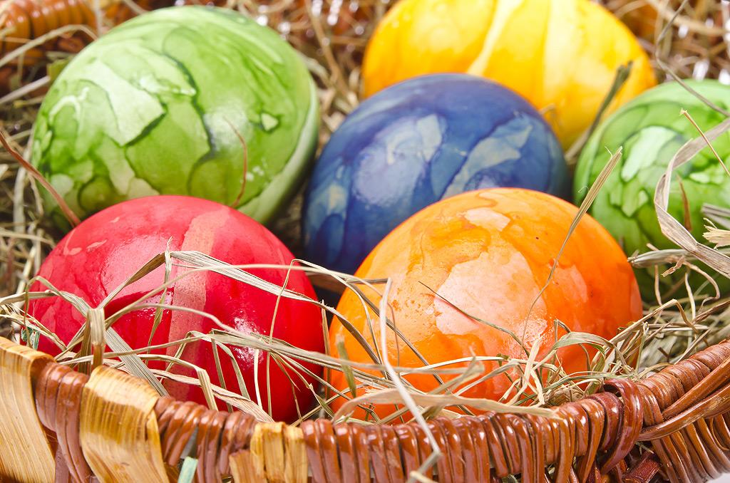 Osterkorb.org - Osterkörbe basteln und dekorieren